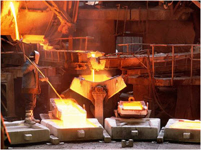 Copper Production Processes Total Materia Article